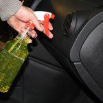 Khử mùi hôi trên ôtô